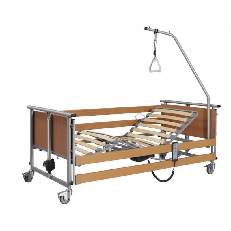 Funkcionālā gulta ar pulti PB 325