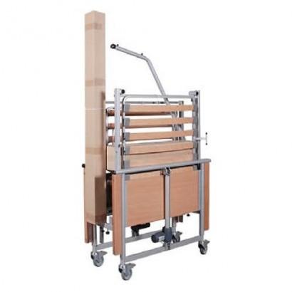 Funkcionālā gulta ar pulti