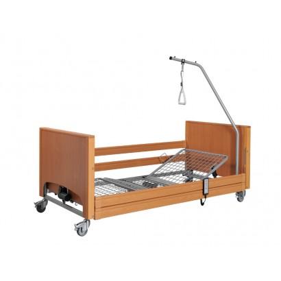 Очень низкая функциональная кровать