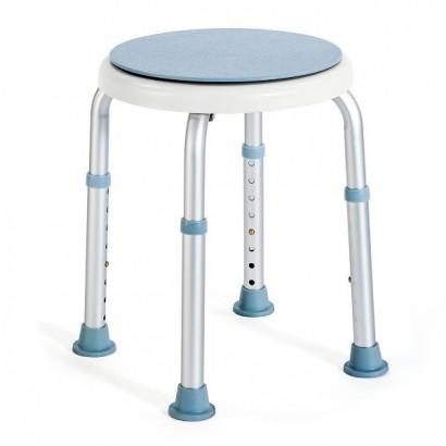 Крутящийся стул для душа КP-О 5021