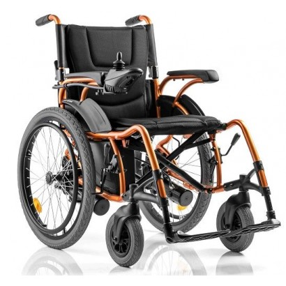Электрическая инвалидная коляска D130-AL