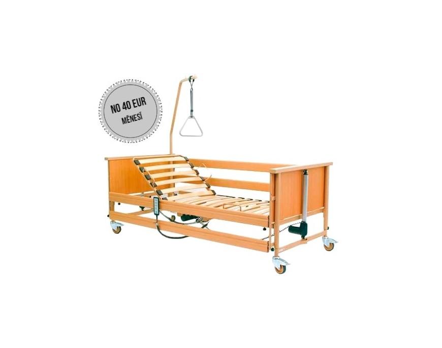 Funkcionālās gultas noma